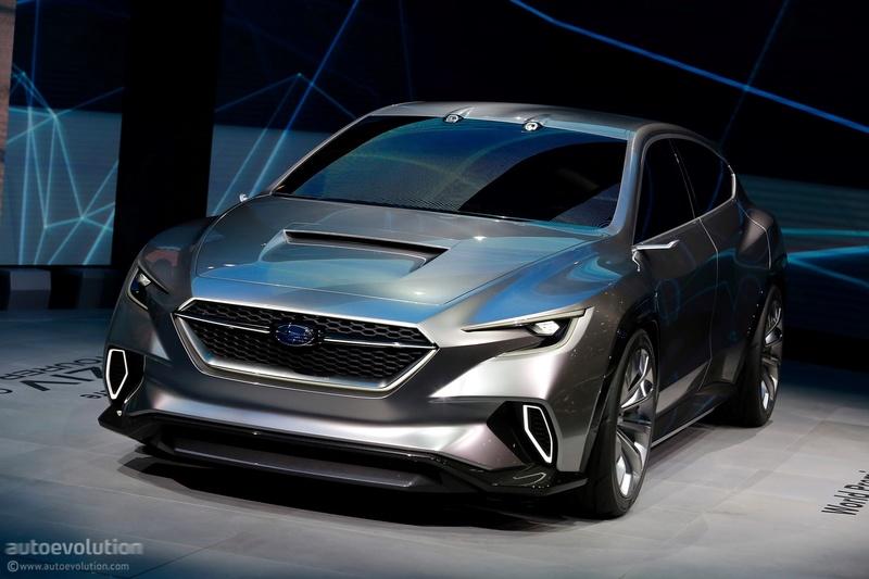 2018 - [Subaru] Viziv Tourer Concept 14514810