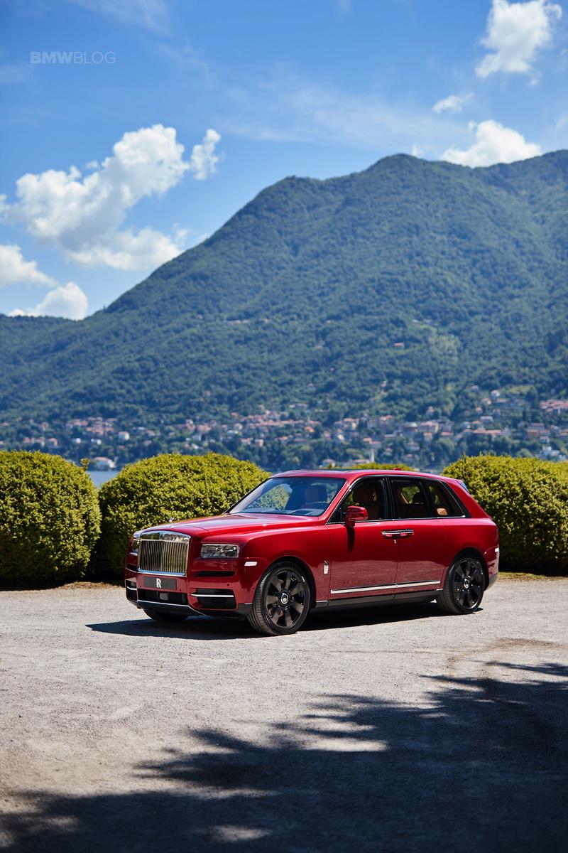 2017 - [Rolls-Royce] SUV Cullinan - Page 15 15749e10
