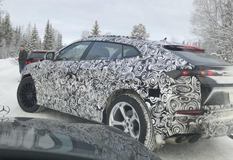 2018 - [Lamborghini] SUV Urus [LB 736] - Page 10 15805310