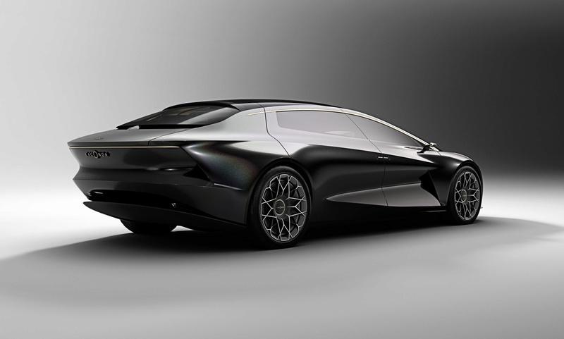 2018 - [Aston Martin] Lagonda Vision Concept  15994b10