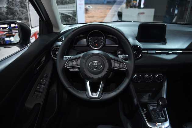 2016 - [Toyota] Yaris Sedan 15d82710