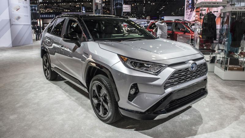 2019 - [Toyota] RAV 4 V - Page 2 160a2210