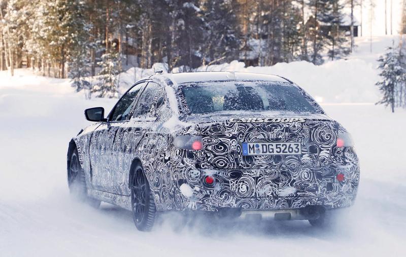 2019 - [BMW] M3/M4 16d20610