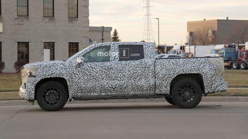 2018 - [Chevrolet / GMC] Silverado / Sierra 17089e10