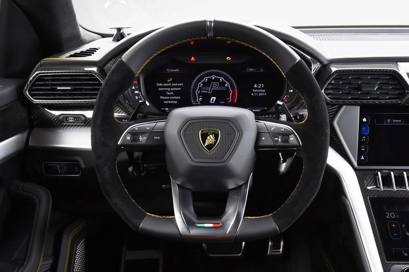 2018 - [Lamborghini] SUV Urus [LB 736] - Page 9 1743dd10