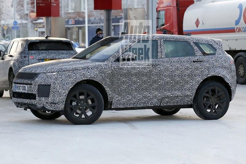2018 - [Land Rover] Range Rover Evoque II 17563110