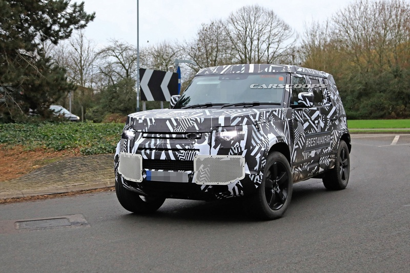 2018 - [Land Rover] Defender [L663] - Page 5 17771a10