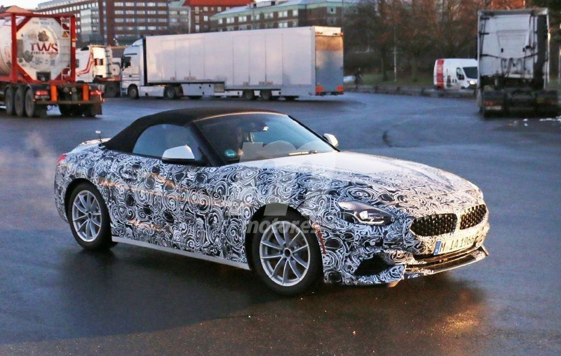 2018 - [BMW] Z4 (G29) - Page 4 1796ee10