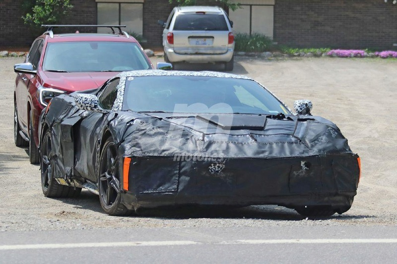 2019 - [Chevrolet] Corvette C8 Stingray - Page 2 181cf810