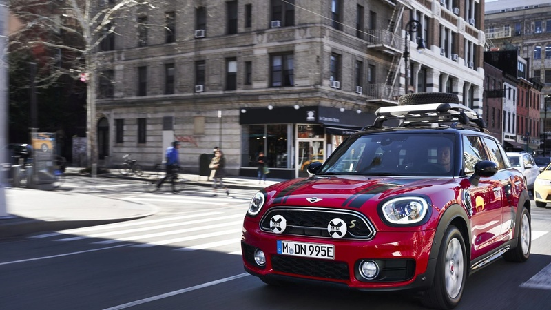 2016 - [Mini] Countryman II [F60] - Page 11 184f0110