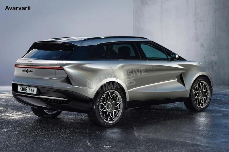 2018 - [Aston Martin] Lagonda Vision Concept  18678310