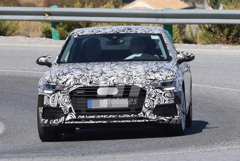 2017 - [Audi] A6 Berline & Avant [C8] - Page 4 186d4d10