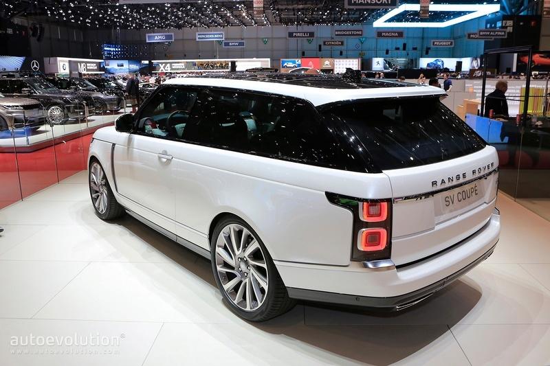 2019 - [Land Rover] Range Rover SV Coupé  - Page 2 18900b10