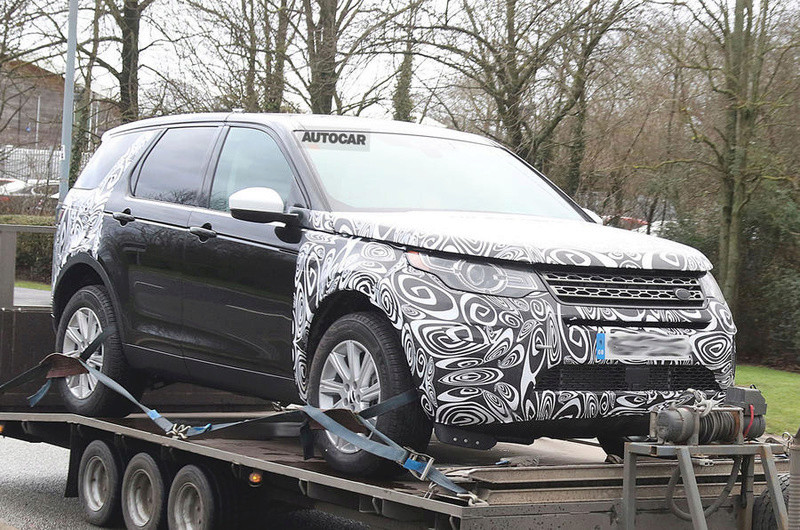 2014 - [Land Rover] Discovery Sport [L550] - Page 12 18aff710