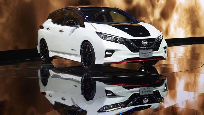 2017 - [Nissan] Leaf II - Page 7 19110e10