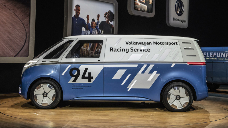 2017 - [Volkswagen] Electric VW Microbus concept - Page 2 1954f910
