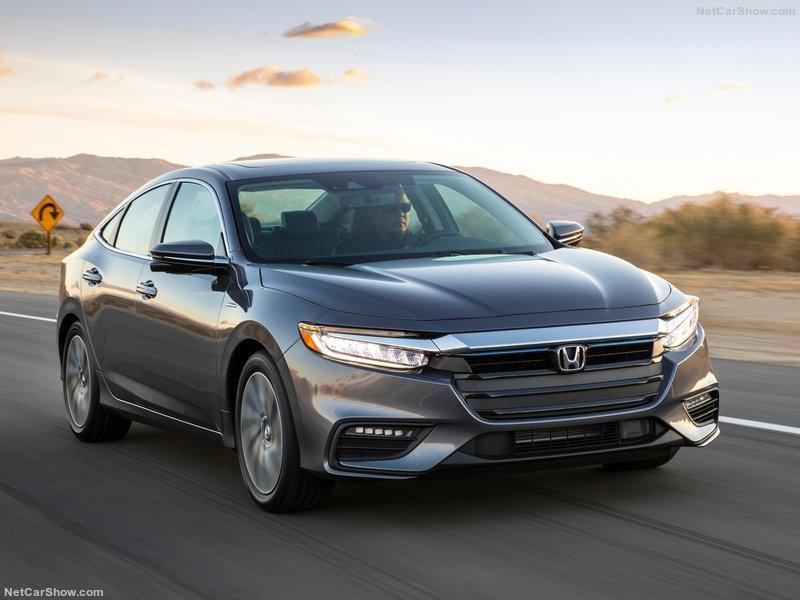2018 - [Honda] Insight III 196b4710