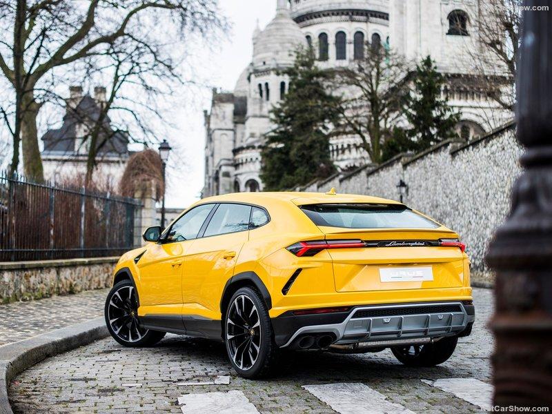 2018 - [Lamborghini] SUV Urus [LB 736] - Page 10 19794310