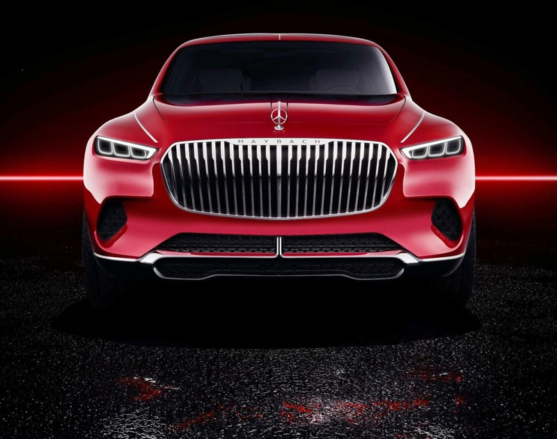 2018 - [Mercedes-Maybach] Vision Ultimate Luxury - Page 2 19a8d810