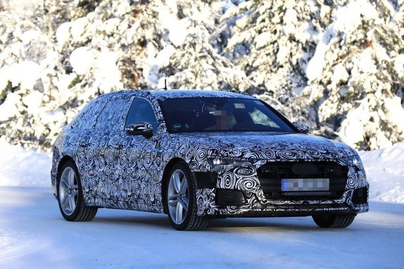 2017 - [Audi] A6 Berline & Avant [C8] - Page 5 19d78510