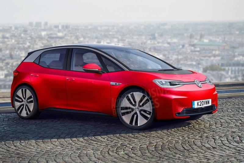 2019 - [Volkswagen] ID.3 1a76d410