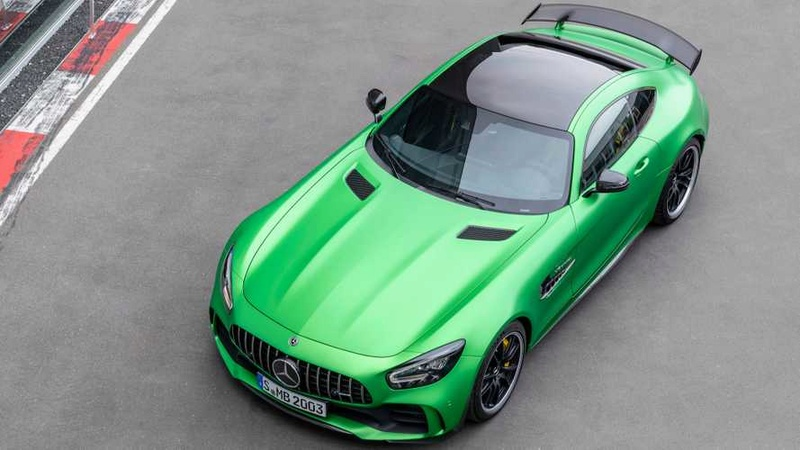 2014 - [Mercedes-AMG] GT [C190] - Page 30 1b238510