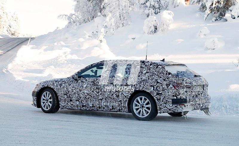 2017 - [Audi] A6 Berline & Avant [C8] - Page 5 1b713810