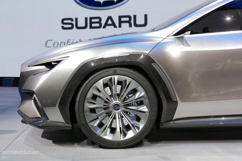 2018 - [Subaru] Viziv Tourer Concept 1bc43510