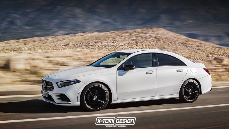 2019 - [Mercedes-Benz] CLA II - Page 2 1c2fd410