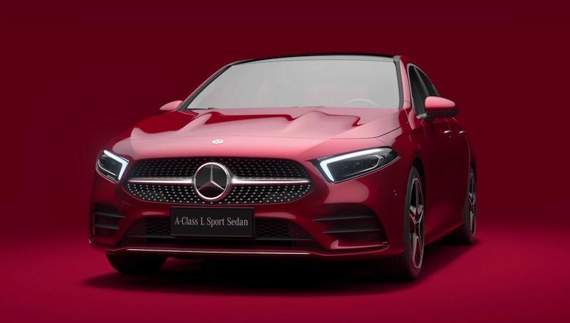 2018 - [Mercedes-Benz] Classe A Sedan - Page 3 1cb82810