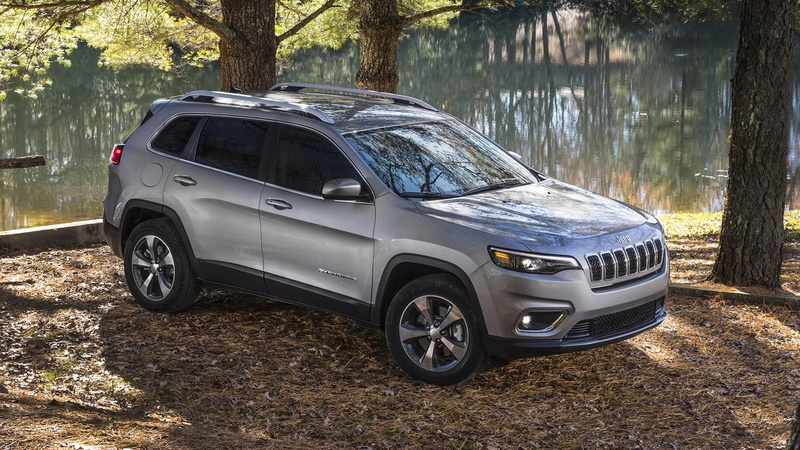 2016 - [Jeep] Cherokee restylé - Page 2 1d59f610