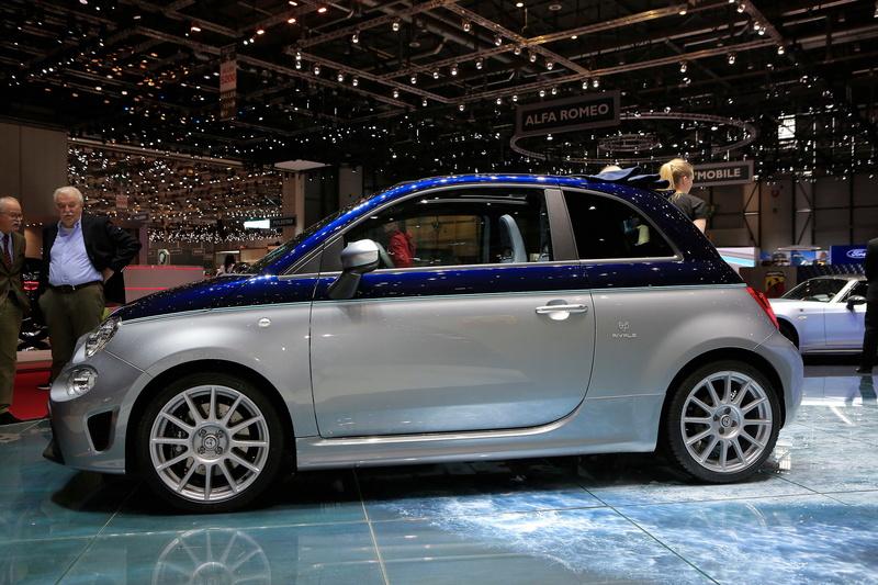 2015 - [Fiat] 500 Restylée - Page 21 1d907410