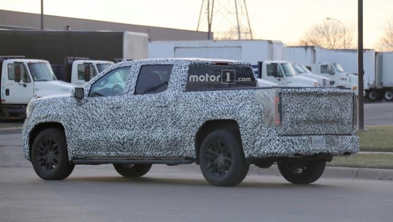 2018 - [Chevrolet / GMC] Silverado / Sierra 1dda0510