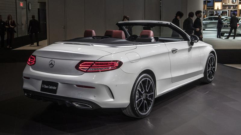 2018 - [Mercedes] Classe C Restylée [W205/S205] - Page 5 1dec5810