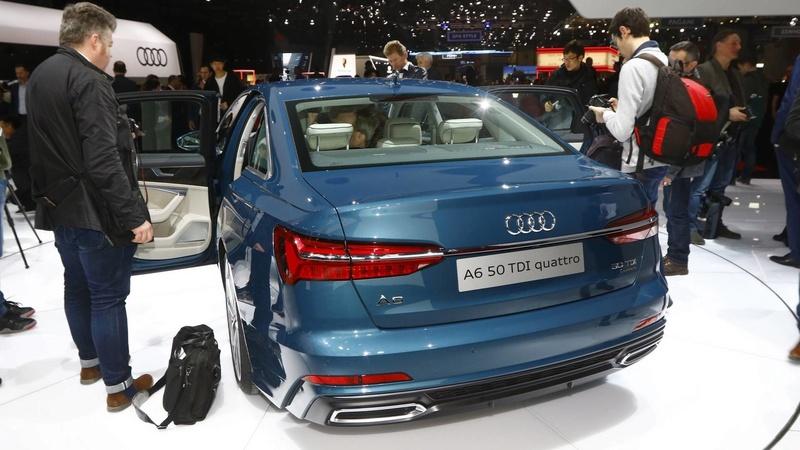 2017 - [Audi] A6 Berline & Avant [C8] - Page 8 1e405710