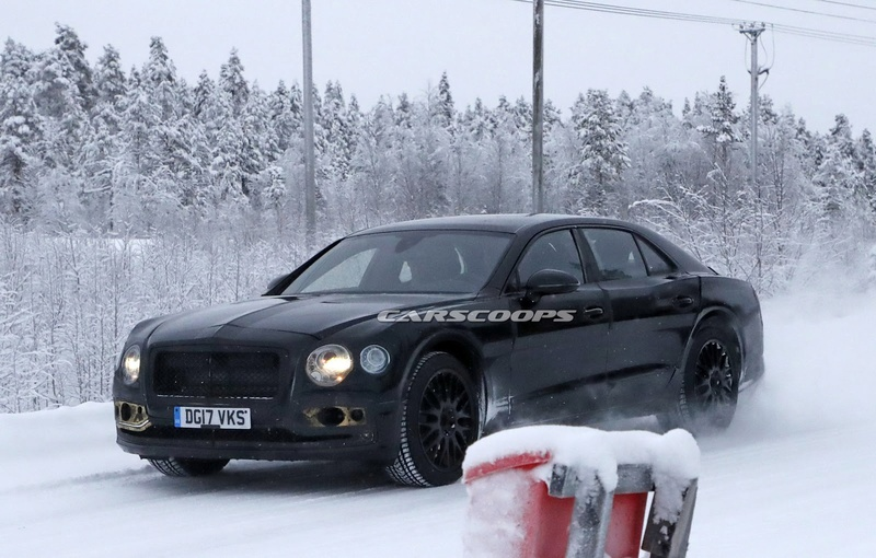 2019 - [Bentley] Flying Spur - Page 2 1e4ac610
