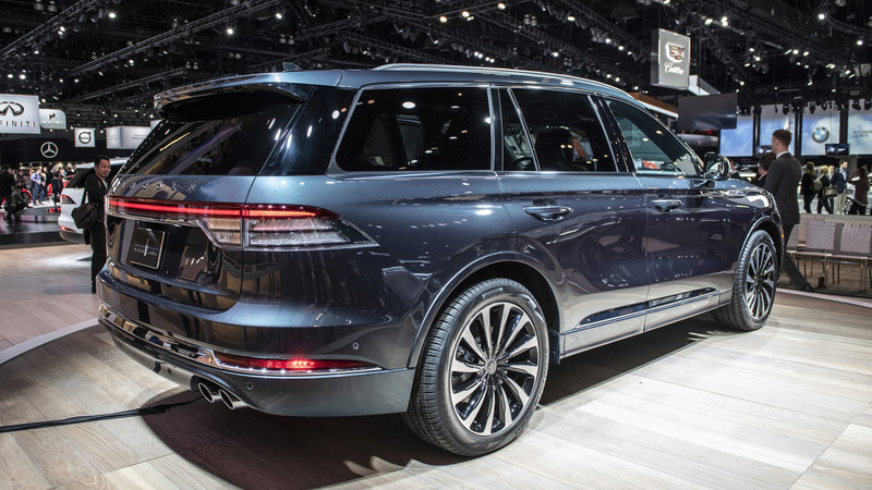 2019 - [Lincoln] Aviator 1e7dfb10