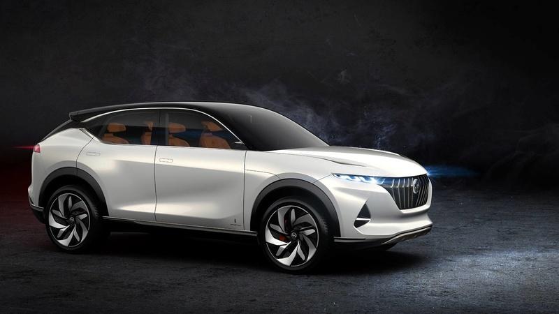 2017 -[Pininfarina] H500 / H600 Hybrid Kinetic Concept 1eb7ae10