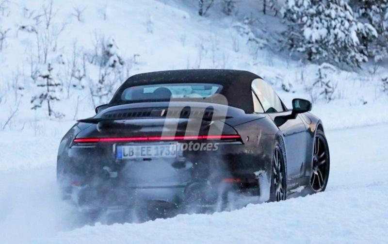 2018 - [Porsche] 911 - Page 13 1ed45110