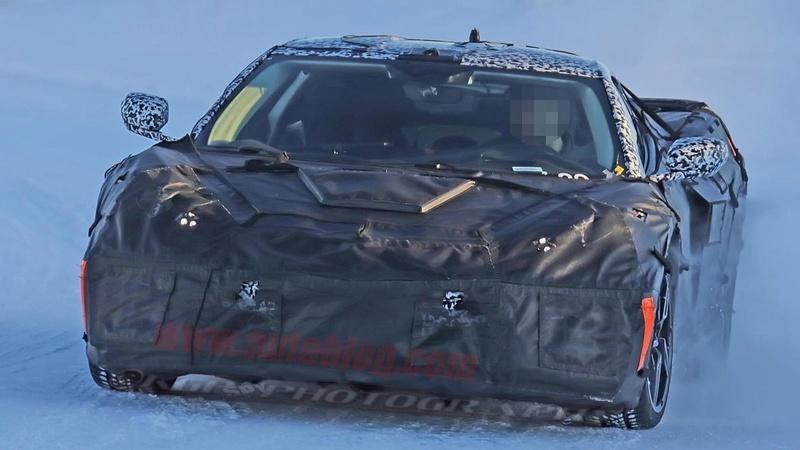 2019 - [Chevrolet] Corvette C8 Stingray 1ee04210