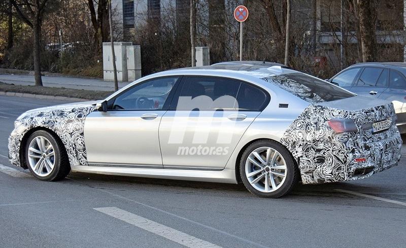 2019 - [BMW] Série 7 restylée  1ef5ce10