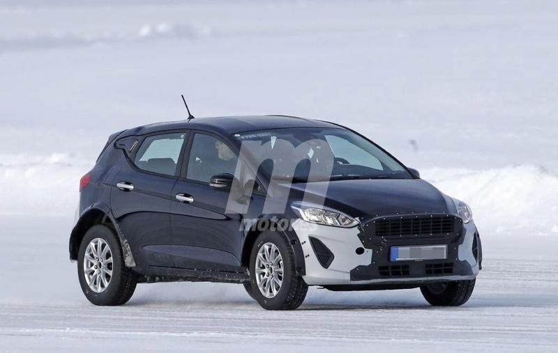 2019 - [Ford] Puma 1f125e10