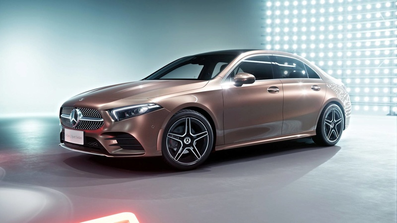 2018 - [Mercedes-Benz] Classe A Sedan - Page 4 1f2dab10