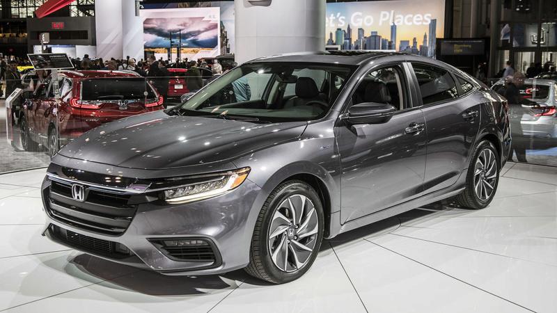 2018 - [Honda] Insight III 1fe77f10