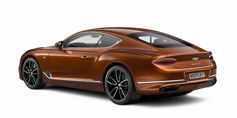 2017 - [Bentley] Continental GT - Page 5 200e0d10