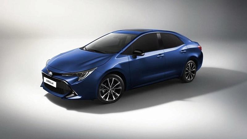 2018 - [Toyota] Corolla Sedan 2020-t10