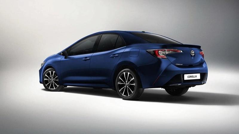 2018 - [Toyota] Corolla Sedan 2020-t11