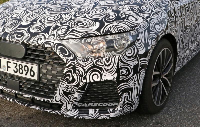 2018 - [Audi] A1 Sportback II - Page 4 202fdd10