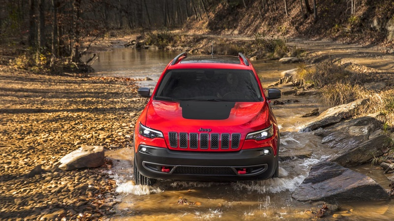 2016 - [Jeep] Cherokee restylé - Page 2 205bc810