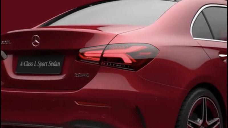 2018 - [Mercedes-Benz] Classe A Sedan - Page 3 2133d310